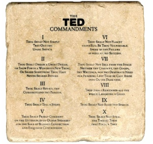 tedcommandments